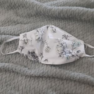 Handmade Face Mask nwt floral cotton
